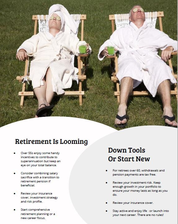 Retirement - Down Tools